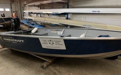 New coach boats increase on-water safety
